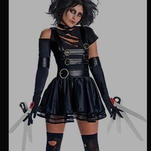 Womens Miss Edward Scissorhands Halloween Costume